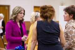 September 19, 2019: Senator Katie Muth hosts an  open house on substance addiction and the resources that are available to help those who may be suffering from addiction.
