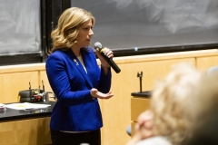 April 24, 2019: Senator Katie Muth  hosts a town hall meeting  at Ursinus College to discuss what's new in Harrisburg & the issues that matter to the district and constituents.