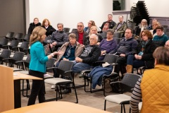 November 12, 2019: Senator Katie Muth hosts a Town Hall event in Upper Providence Township