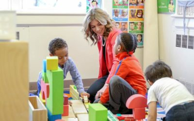 Pottstown singled out for early education leadership
