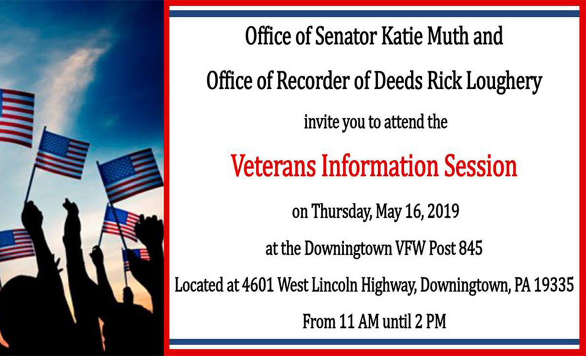 Veterans Information Session