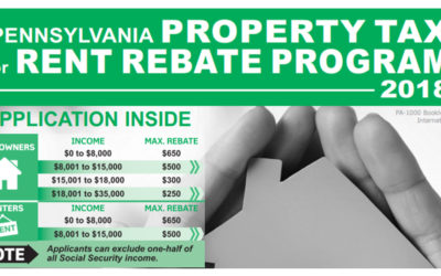 Muth Encourages Eligible Residents to Apply for Extended Property Tax/Rent Rebate Program