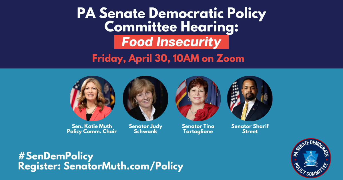 Food Insecurity Policy Roundtable